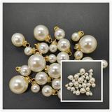 Nouveau pendentif en perles acry...
