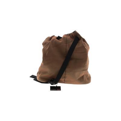 Myra Bag Crossbody Bag: Tan Color Block Bags