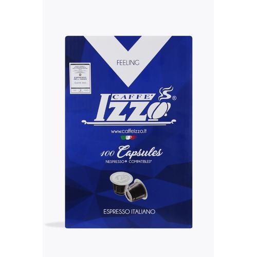 Izzo Grand Espresso 100 Kapseln Nespresso® kompatibel