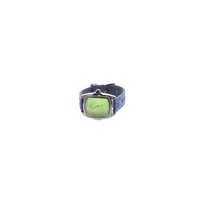 Invicta Watch: Blue Solid Access...