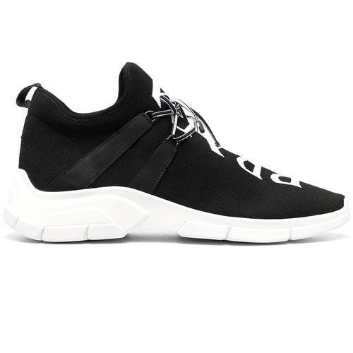 Prada Zweifarbige Sneakers