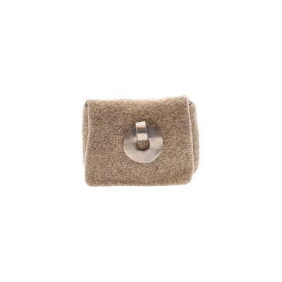 sarah oliver handbags Clutch: Gray Solid Bags