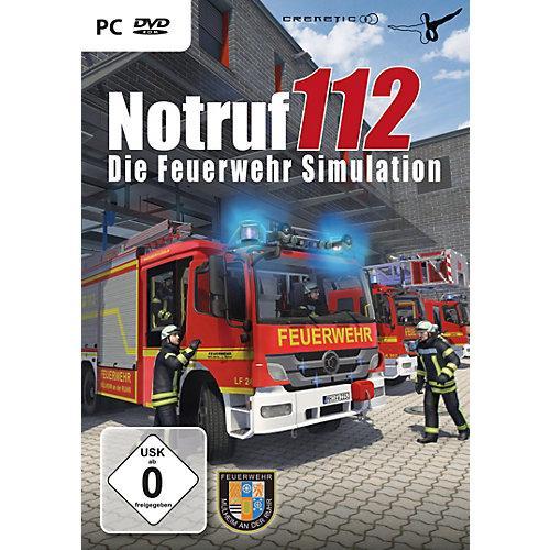 PC Die Feuerwehr Simulation - Not