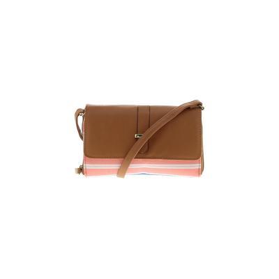 Walmart Crossbody Bag: Tan Color...
