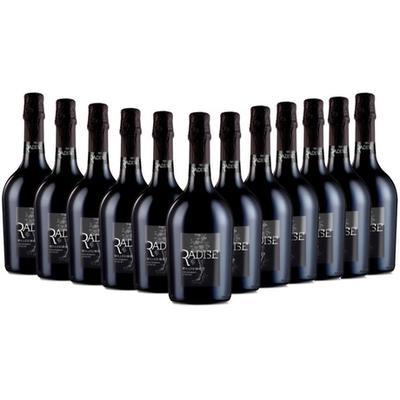 12 Flaschen italienscher Schaumwein Spumante Millesimato extra trocken
