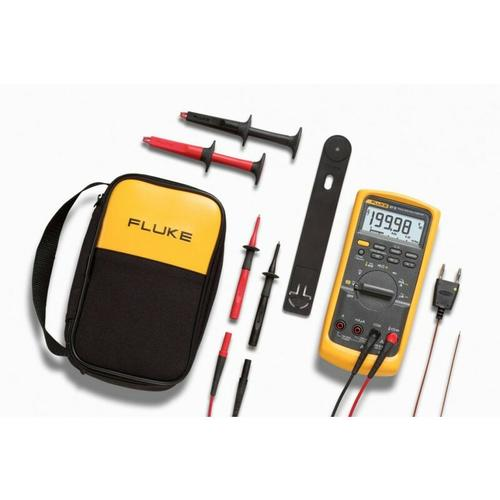Fluke DIGITAL-MULTIMETER 87 KIT (FLUKE-87-5/E2K/EUR)