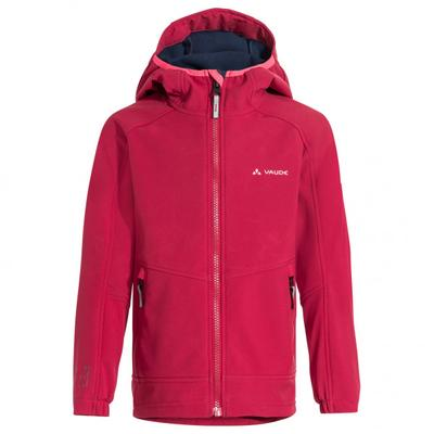 Vaude - Kid's Rondane Jacket IV - Softshelljacke Gr 146/152 rosa