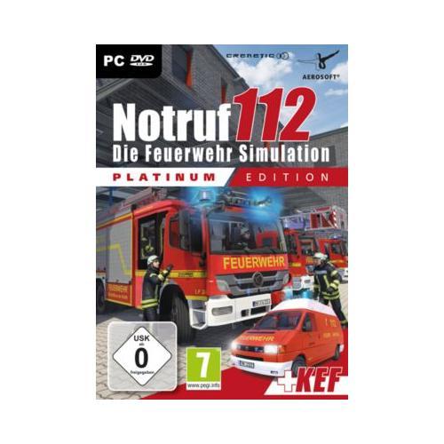 Die Feuerwehr Simulation Plati