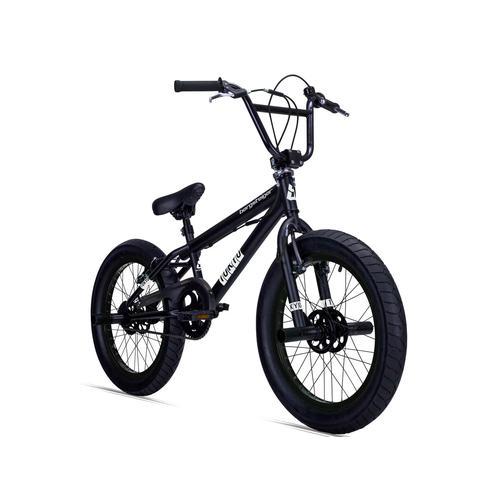 Bergsteiger Fahrrad-BMX Tokyo (schwarz)