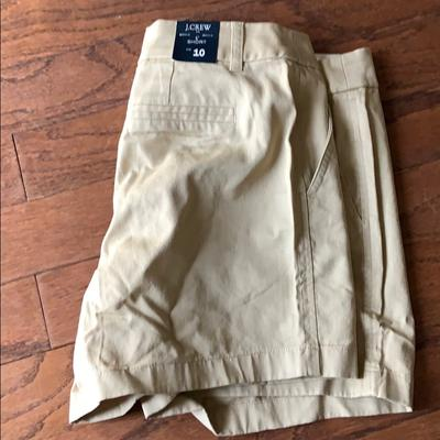 J. Crew Shorts   2 Pair Of J Crew Shorts Never Been Worn   Color: Blue   Size: 10