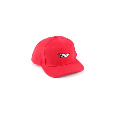 Benny Gold Baseball Cap: Red Acc...