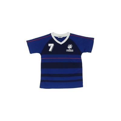 Sport Short Sleeve Jersey: Blue ...