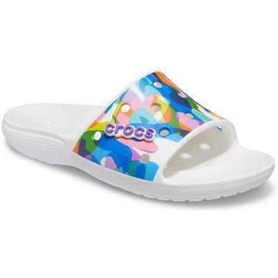 Crocs White / Multi Classic Croc...