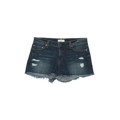 Principles Denim Shorts: Blue So...