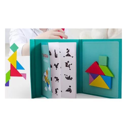 Magnetische Tangram-Puzzle: 2
