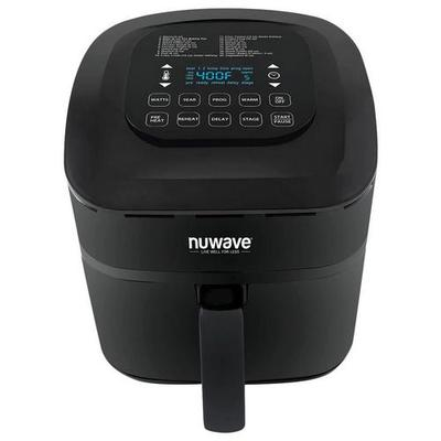Nuwave 7.25 Qt. Brio Digital Air Fryer