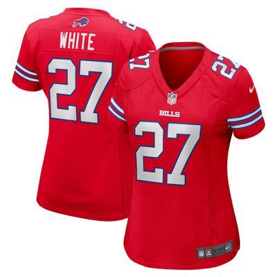 Women's Buffalo Bills Tre'Davious White Nike Red Game Jersey