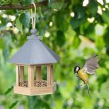 Mangeoire à oiseaux suspendue en...