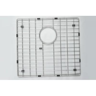 16-in. W X 16-in. D Stainless Steel Kitchen Sink Grid In Chrome Color - American Imaginations AI-34810
