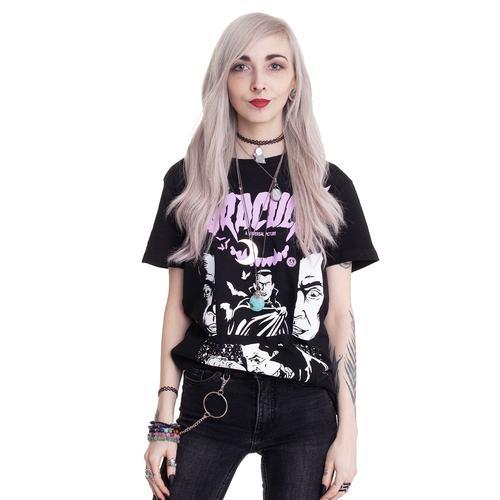 Dracula - Dracula - - T-Shirts