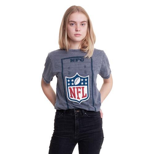 NFL - Field Shield Blue - - T-Shirts