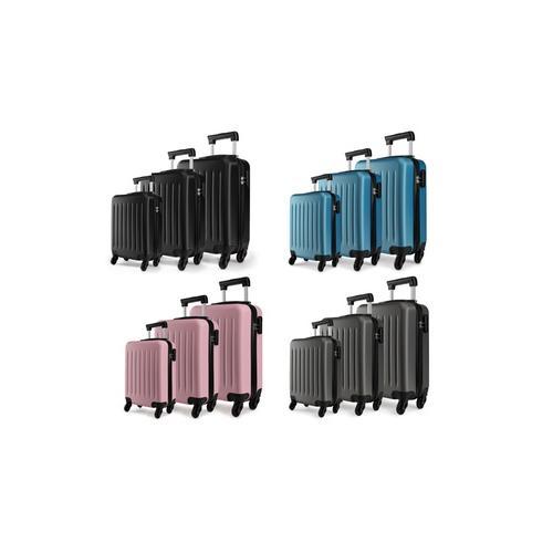 Reisekoffer: 1 / Reisekoffer 20 Zoll / Pink