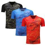 China dragon – chemise de tennis...