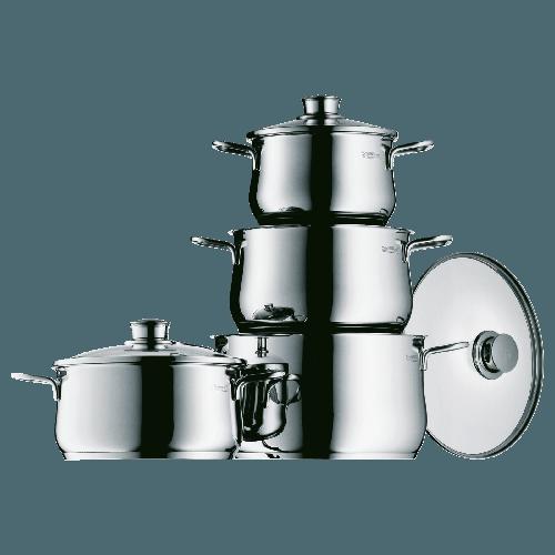 WMF Topf-Set Diadem Plus 4-teilig