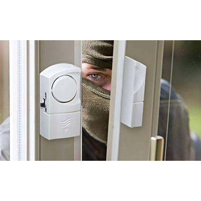 Tür- und Fenster-Alarm: 4