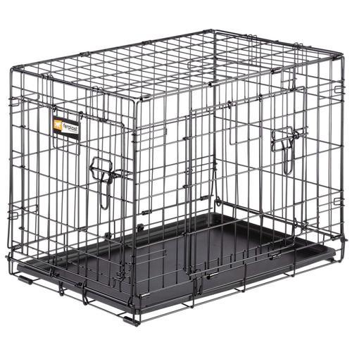 Ferplast Hundekäfig Dog-Inn 60 64,1x44,7x49,2 cm Grau