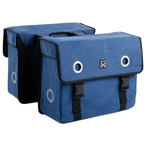 Willex Fahrradtaschen 46 L Blau