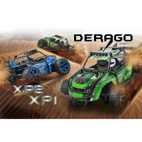 Jamara Ferngesteuerter Derago XP1 4WD Grün 1:18