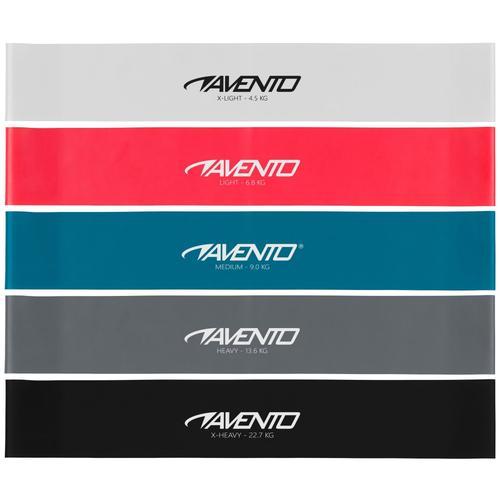 Avento Fitnessband-Set