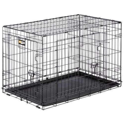 Ferplast Hundekäfig Dog-Inn 90 92,7x58,1x62,5 cm Grau