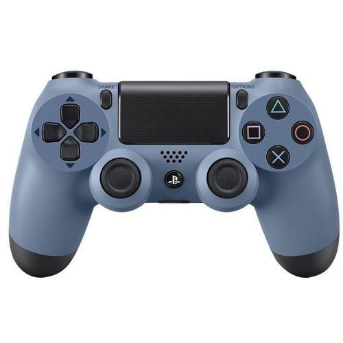 Sony PS4 DualShock 4 Wireless Controller grau-blau