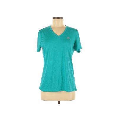 Adidas Active T-Shirt: Blue Soli...