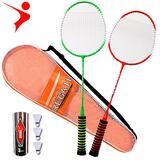 Raquette de Badminton légère ave...