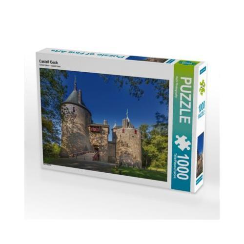 Castell Coch Foto-Puzzle Bild von ReDi Fotografie Puzzle