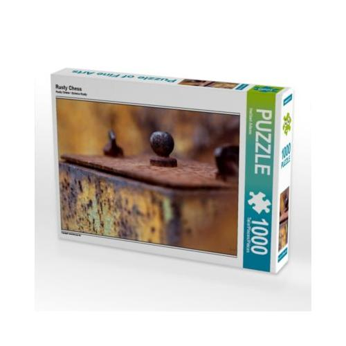 Rusty Chess Foto-Puzzle Bild von Heribert Adams - Lensviper Puzzle
