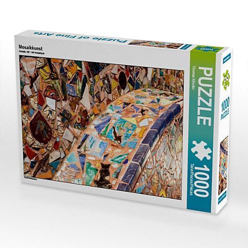 Mosaikkunst Foto-Puzzle Bild von TomKli Puzzle