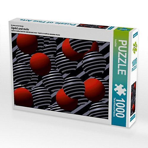 OpArt und mehr Foto-Puzzle Bild von Issa Bild Puzzle