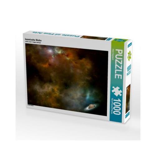 kosmische Wolke Foto-Puzzle Bild von Alain Gaymard Puzzle