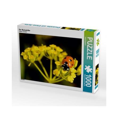 Der Marienkäfer Foto-Puzzle Bild von Alain Gaymard Puzzle