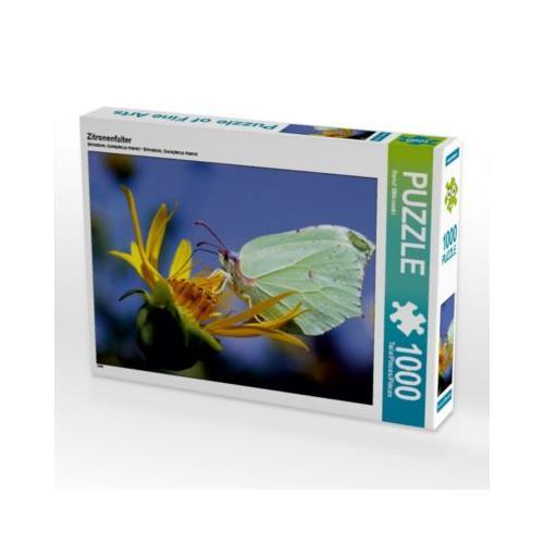 Zitronenfalter Foto-Puzzle Bild von Mico10 Puzzle