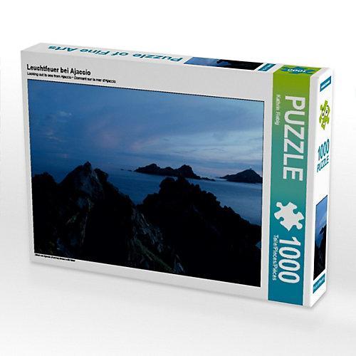 Leuchtfeuer bei Ajaccio Foto-Puzzle Bild von photocomtesse Puzzle