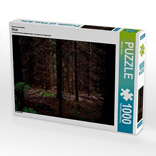 Wald Foto-Puzzle Bild von Werner Gruse Puzzle