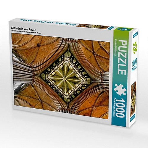 Kathedrale von Rouen Foto-Puzzle Bild von patrice THEBAULT Puzzle