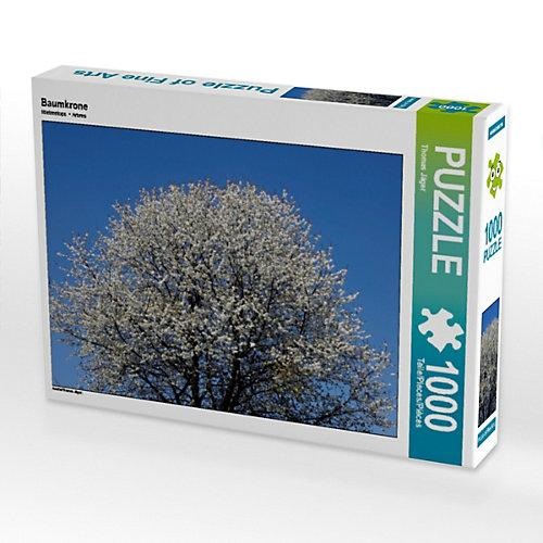 Baumkrone Foto-Puzzle Bild von Anette Jäger Puzzle