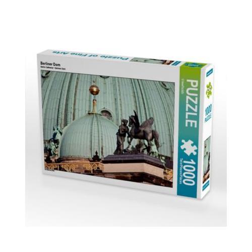 Berliner Dom Foto-Puzzle Bild von U boeTtchEr Puzzle