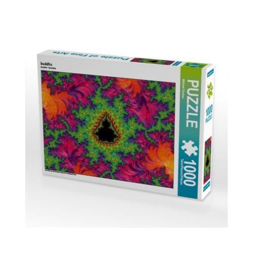 buddha Foto-Puzzle Bild von Michael Fischer Puzzle